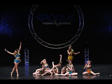 Best Acro/Ballet/Open - LITTLE SPARROW - PROFESSIONAL DANCE CENTER [Washington, IL]