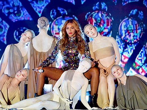 MTV VMA: Beyonce's Video Vanguard Medley Performance