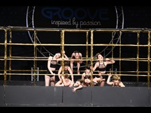 Best Acro/Ballet/Open - CAGED - RELEASE DANCE ACADEMY [King of Prussia, PA]