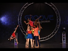 Best Acro/Ballet/Open - PUERTO RICO - SYNERGY PERFORMING ARTS ACADEMY [Pittsburgh, PA]