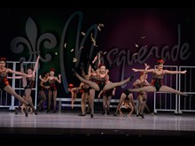 Best Musical Theater // WHEN YOU'RE GOOD TO MAMA – FOOTWORKS DANCE STUDIO [Orlando, FL]