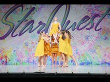 People's Choice // FEELING GOOD - Miss Amys Competitive Edge Dance Co [Nashville TN]