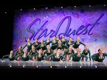 People's Choice // GREEN TRIANGLES - Sally McDermott Dance Centers [Andover MA]