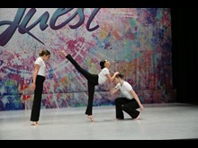 People's Choice // IN-SANITY - Shadowridge Dance Center [San Diego CA]