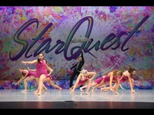 Best Contemporary // CAUGHT OUT IN THE RAIN - Ginger Brown's Academy of Performing Arts [Atlanta GA]