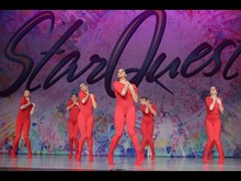 People's Choice // FROSTBITTEN - Alisa's Dance Academy [Austin TX]