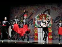 Best Hip Hop // DIA DE LOS MUERTOS - Contempo School of Dance [Lakeland FL II]
