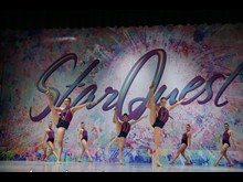 People's Choice // LE JAZZ HOT - Dancensations Dance Center [Woodbridge VA II]