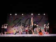 Best Acro Gym // TITANIC - Stephanie Kemps New England Dance Academy [Worcester MA]