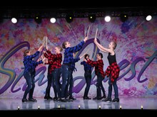 Best Tap // BATTLE OF THE BEATS - The Next Step Dance Studio INC [St Louis MO II]